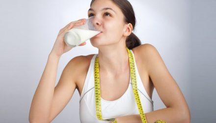Недельная кефирная диета (минус 4 — 6 кг)