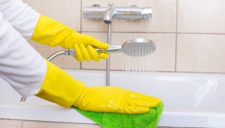 Метод очистки ванны от налета и ржавчины. Эмаль будет сиять белизной!