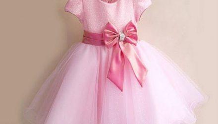 Выкройка детского платья с пышной юбкой. Размеры: от года до 14 лет (Шитье и крой)