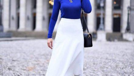 Модные самодельные юбки к весне
