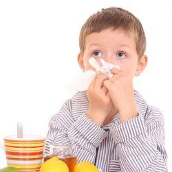 Правильное питание ребенка во время болезни