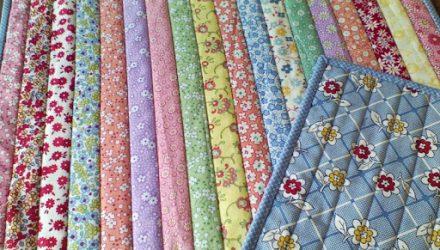 Шьем необычное лоскутное одеяло (Шитье и крой)