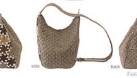 ВЫКРОЙКА СУМКИ Hobo bag (сумка-бродяга) (Шитье и крой)
