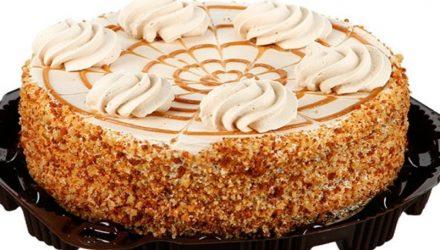 Торт «Крем-брюле»