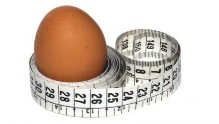 ЕСЛИ НАДО СРОЧНО ПОХУДЕТЬ… Яичная диета