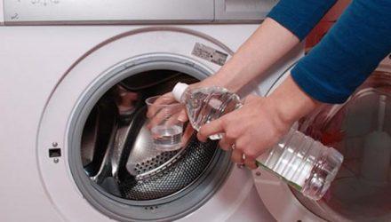 Как очистить стиральную машину от накипи?
