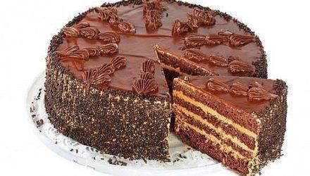 """Торт """"Мечта жизни""""  Ну, очень вкусный торт! Готовится легко и быстро!"""