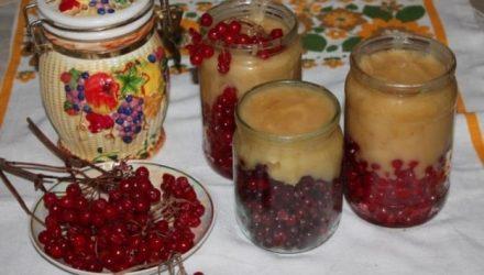 Калина с медом — самое лучшее лекарство и запас витаминов!