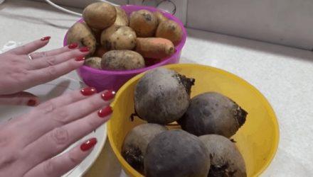 Экспресс-варка любых овощей, всего за десять минут