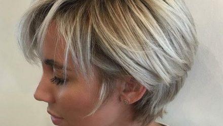 Стрижки для тонких волос: 35 стильных образов от фэшн-блогеров