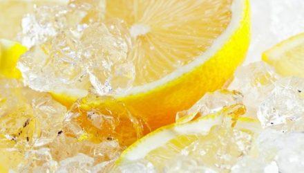 Замороженные лимоны спасут от ожирения, опухолей и диабета!