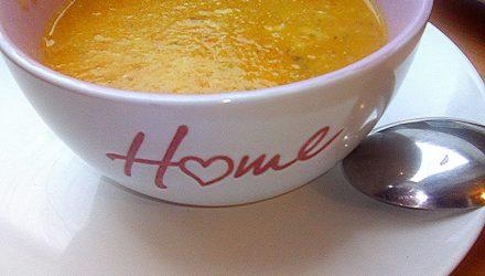 Необыкновенно вкусный суп из тыквы