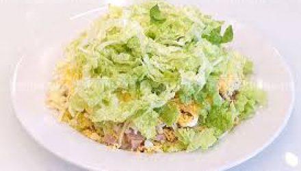 Лебединый пух — очень вкусный и нежный салат