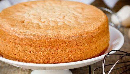Бисквитное тесто Отличный рецепт