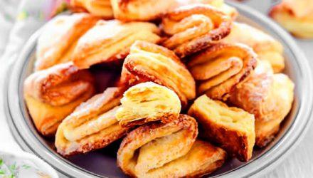 Печенье из творога на скорую руку