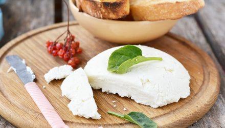 Рецепт мягкого домашнего сыра