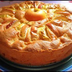 Чудеснейший яблочный пирог из детства