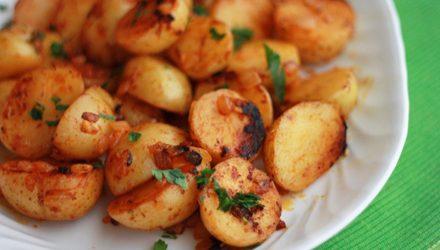 Картофель по купечески
